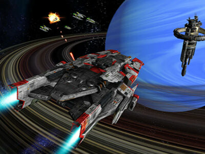 Starbase Gunship online game