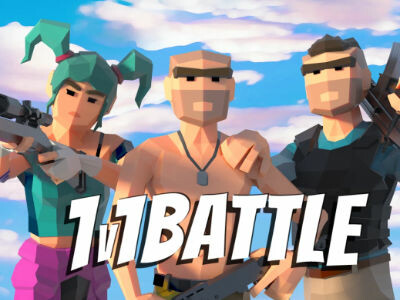 1v1Battle online hra