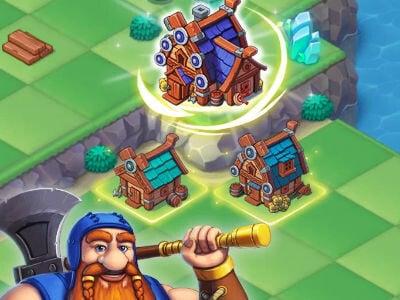 Mergest Kingdom online hra