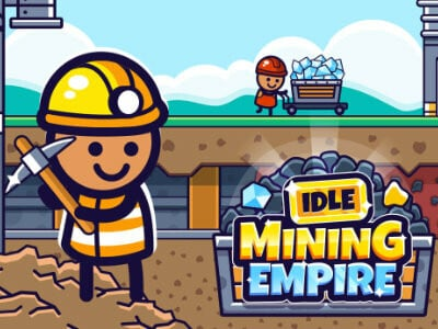 Idle Mining Empire online game