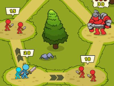 Stick Clash Online online game
