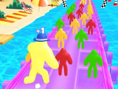 Blob Giant 3D online game