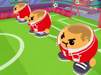Ball Kickers: European Season 2021 online game