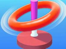 Lucky Toss 3D online game