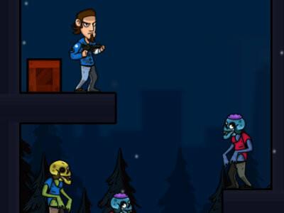 Dumb Zombie online hra