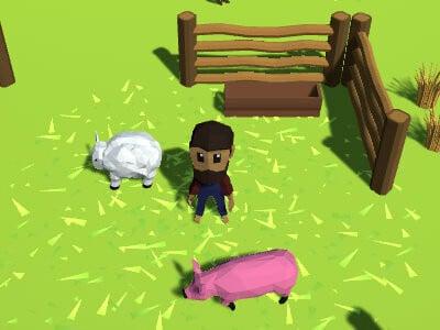 Mini Farm online game