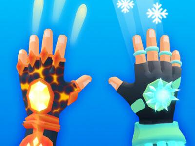 Ice Man 3D online game