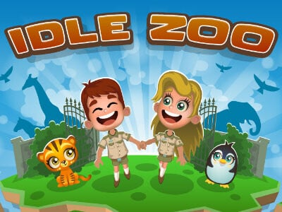 Idle Zoo online game
