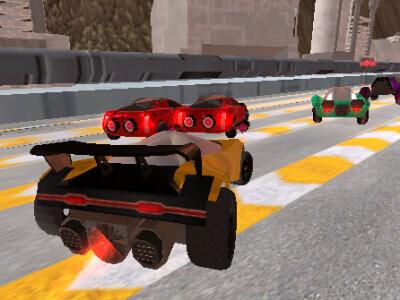 Flying Cars Era online game