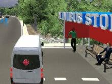 City Minibus Driver oнлайн-игра