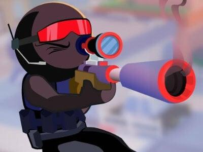 Sniper Trigger Revenge online game