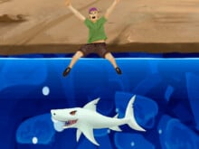 My Shark Show online game