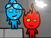 Fireboy & Watergirl 6: Fairy Tales online game
