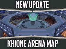 Khione Arena Update - Cartoon Strike