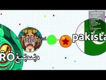 Agar.io gameplay #1