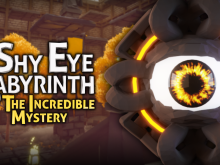 Official Trailer | Shy Eye Labyrinth: The Incredible Mystery